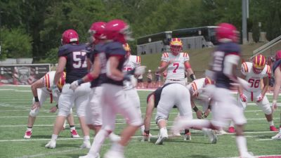 Brentwood Academy's Preston Sagan Crushes CCC With Fumble Return