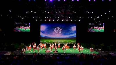 Bowling Green State University [2019 All Girl Division IA Game Day Finals] UCA & UDA College Cheerleading and Dance Team National Championship