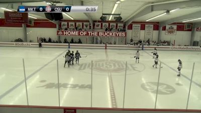 Minnesota State at Ohio State | 2019 Womens WCHA Quarterfinals