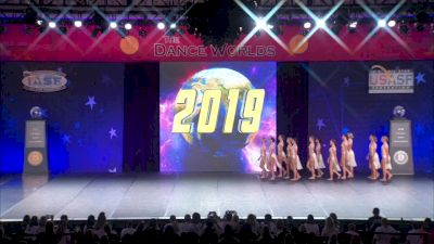 Dance Dynamics - Senior Contemporary [2019 Senior Small Contemporary/Lyrical Finals] 2019 The Dance Worlds