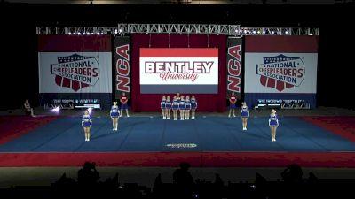 Bentley University [2019 Intermediate All-Girl Division II Finals] 2019 NCA & NDA Collegiate Cheer and Dance Championship