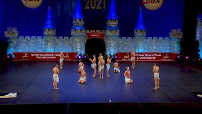 Iowa CATS - Junior Contemporary [2021 Junior - Contemporary/Lyrical Semis] 2021 UDA National Dance Team Championship