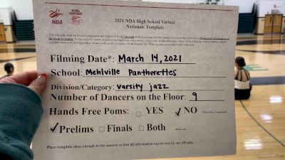 Mehlville High School [Virtual Small Varsity - Jazz Prelims] 2021 NDA High School National Championship