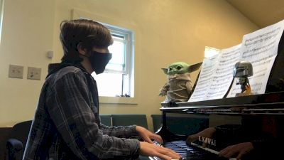 Orange Piano Solo - Aiden Koehler