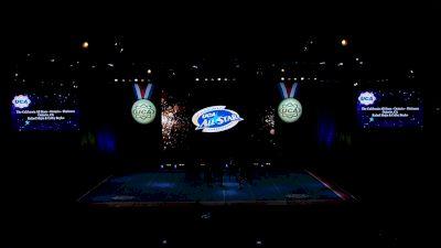 The California All Stars - Ontario - Platinum [2021 L3 Senior (19-23) Day 2] 2021 UCA International All Star Championship