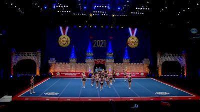 Infinity Allstars - Queens [2021 L5 Junior - Small Day 2] 2021 UCA International All Star Championship