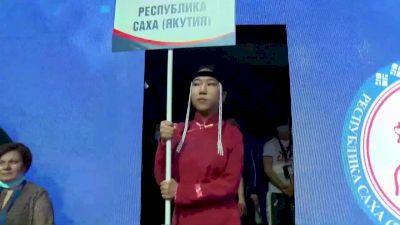 70 kg Bronze Medal Match, Chermen Valiev vs Viktor Rassadin