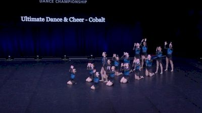 Ultimate Dance & Cheer - Cobalt [2021 Youth Contemporary / Lyrical - Large Semis] 2021 The Dance Summit