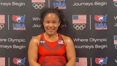 Alex Glaude: 2021 U.S. National Champion (WFS 72kg)