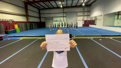 Eagles Elite Cheerleading - Classics [L2.1 Junior - PREP - D2] 2021 Varsity Virtual Competition Series - Prep & Novice II