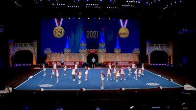 Temple University [2021 All Girl Division IA Semis] 2021 UCA & UDA College Cheerleading & Dance Team National Championship