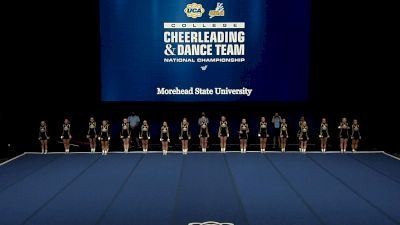 Morehead State University [2021 All Girl Division I Finals] 2021 UCA & UDA College Cheerleading & Dance Team National Championship