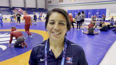 Jess Medina Breaks Down Team USA's Women's Semifinal And Finals Matchups In Ufa