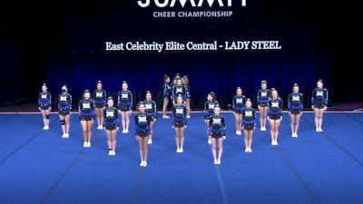 East Celebrity Elite Central - LADY STEEL [2021 L4 Senior - Small Semis] 2021 The Summit