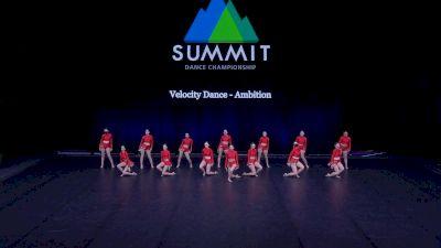 Velocity Dance - Ambition [2021 Junior Jazz - Small Semis] 2021 The Dance Summit