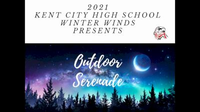 Kent City High School Winter Winds - Outdoor Serenade