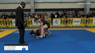 Maria Malyjasiak Defends Leg Attack and gets RNC