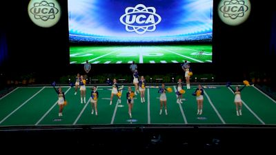 Boyd-Buchanan Middle School [2021 Small Junior High Game Day Semis] 2021 UCA National High School Cheerleading Championship