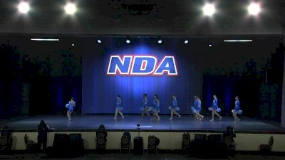Ignite Dance Center [2021 Senior Pom Day 2] 2021 NDA All-Star National Championship