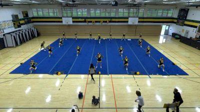Archbishop Wood High School [Virtual Medium Varsity Finals] 2021 UCA National High School Cheerleading Championship