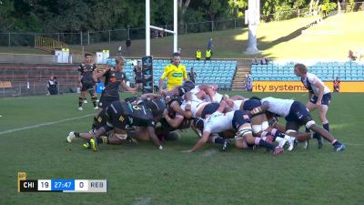 Isi Naisarani with a Try vs Chiefs