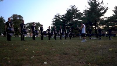 In The Lots: Blue Devils at DCI Prelims