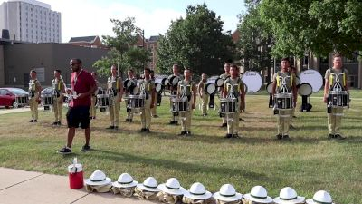 In The Lot: Madison Scouts @ TOC - Northern Illinois