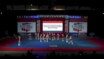 Transylvania University [2019 Intermediate All-Girl Division III Finals] 2019 NCA & NDA Collegiate Cheer and Dance Championship