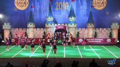 Colleyville Heritage High School [2019 Game Day - Super Varsity Finals] 2019 UCA National High School Cheerleading Championship
