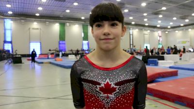 Interview: Clara Raposa - 2019 Canadian Championships