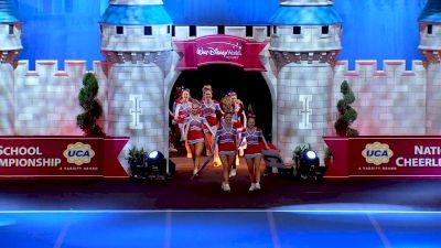 Charlotte Catholic High School [2020 Medium Varsity Division II Finals] 2020 UCA National High School Cheerleading Championship