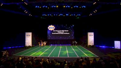 Live Oak Junior High School [2020 Junior High Game Day Finals] 2020 UCA National High School Cheerleading Championship