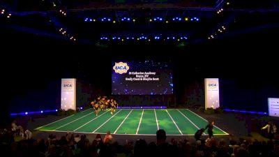 St Catharine Academy [2020 Junior Varsity Non Tumbling Game Day Semis] 2020 UCA National High School Cheerleading Championship