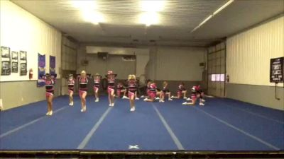 Cheeriffic Allstars - Pink Ladies [Level 2 Youth Small D2] 2020 The U.S. Finals Virtual Championship