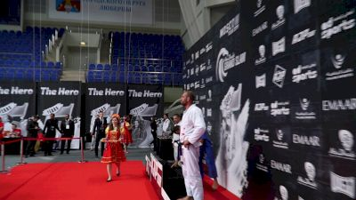 Victor Hugo On Competing Alongside Sensei Saulo Ribeiro In Russia