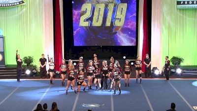 ACE Athletics - Rouge (Canada) [2019 L6 International Open Small Coed Finals] 2019 The Cheerleading Worlds