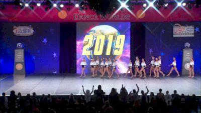 The Vision Dance Center - Open Allstars [2019 Open Jazz Finals] 2019 The Dance Worlds