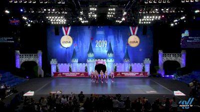 Elkhorn South High School [2019 Medium Jazz Finals] UDA National Dance Team Championship