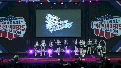 East Texas Twisters Gymnastics Tsunami [2020 L2.2 Youth Prep D2 Day 1] 2020 NCA All-Star Nationals