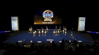 Enterprise High School [2020 Large Varsity Non Tumbling Semis] 2020 UCA National High School Cheerleading Championship