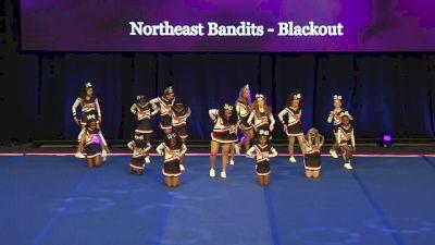 Northeast Bandits - Blackout [2020 L3 Performance Rec - Non-Affiliated (14Y)] 2020 The Quest