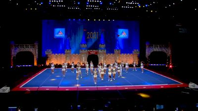 CheerVille Athletics MJ - Venom [2021 L4 Senior Coed - Medium Finals] 2021 The Summit