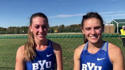 Erica Birk And Courtney Wayment Go 1-4 At Pre Nats