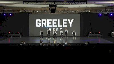 Greeley West Poms [2020 Small Varsity Hip Hop Finals] 2020 NDA High School Nationals
