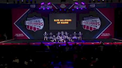 Elite All Stars of Maine - Dynamites [Level 1 Youth Small D2] 2020 The U.S. Finals Virtual Championship