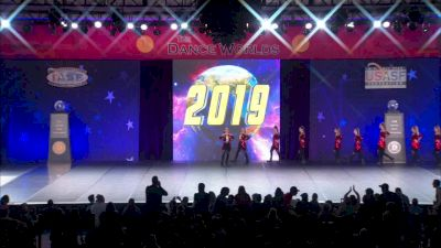 Premier Athletics - Clayton - Scorpius [2019 Senior Large Hip Hop Finals] 2019 The Dance Worlds