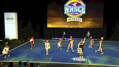 Lakeville North High School [2020 Small Varsity Coed Non Tumbling Finals] 2020 UCA National High School Cheerleading Championship