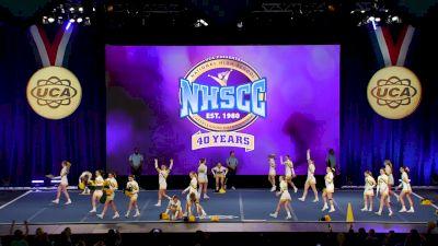 Penn-Trafford High School [2020 Large Varsity Division II Semis] 2020 UCA National High School Cheerleading Championship