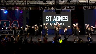 St Agnes Academy Tiger Girls [2020 Large Varsity Game Day] 2020 NDA High School Nationals