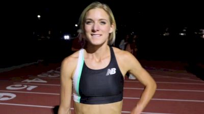 Emma Coburn Runs 4:32, Breaks Colorado Mile Record